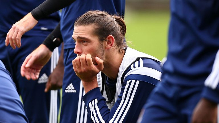 Andy Carroll: Injury blow