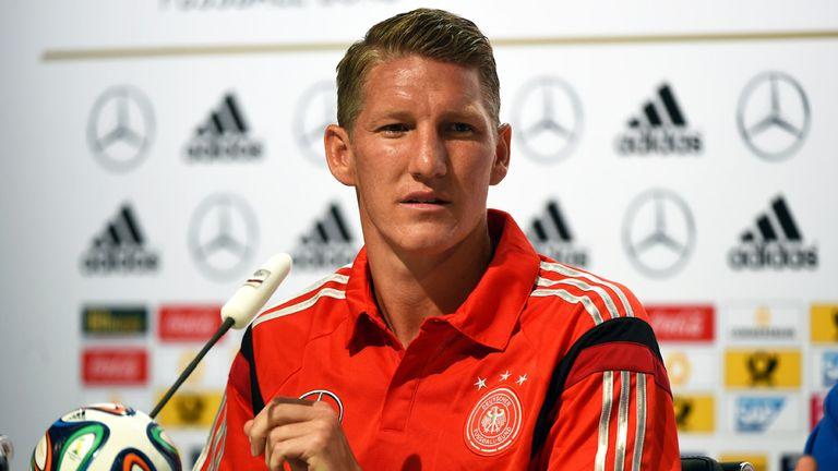 Bastian Schweinsteiger: Says the absence of Neymar will galvanise Brazil