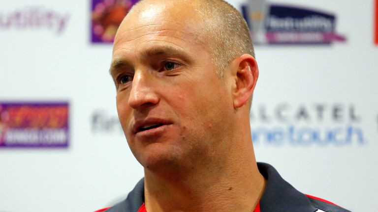 Nathan Brown: Pleased with St Helens' response