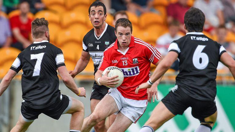 O'Neill: Ran amok among the Sligo rearguard