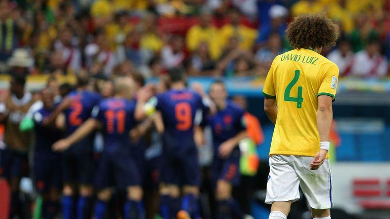 Luiz has been seen as a defensive liability