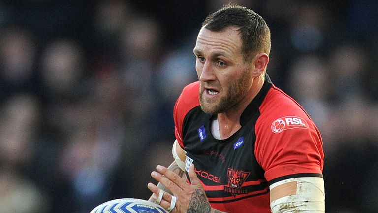 Gareth Hock: Facing long ban