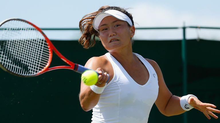 Grace Min: Excellent form continues