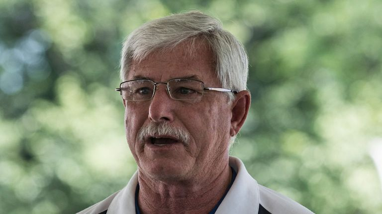 Sir Richard Hadlee is regarded as one of cricket's greatest-ever all-rounders