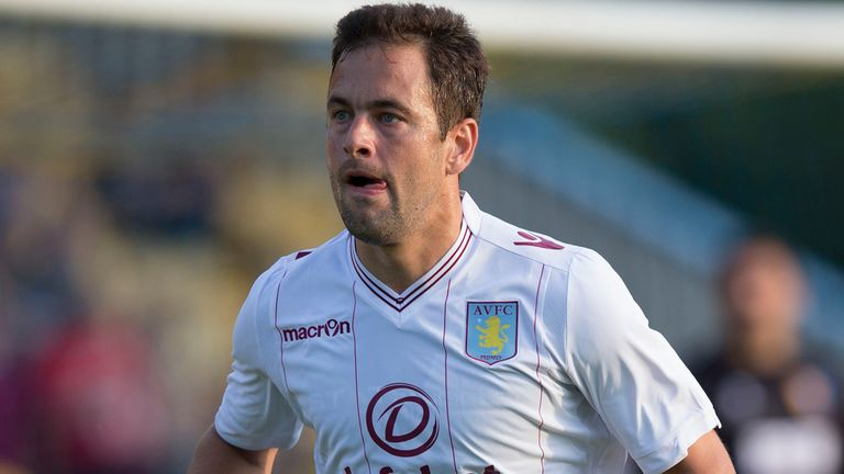 Joe Cole: Could be given Aston Villa debut against Newcastle