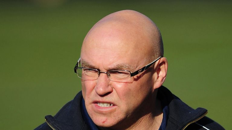 John Kear: Appointed as Wales coach