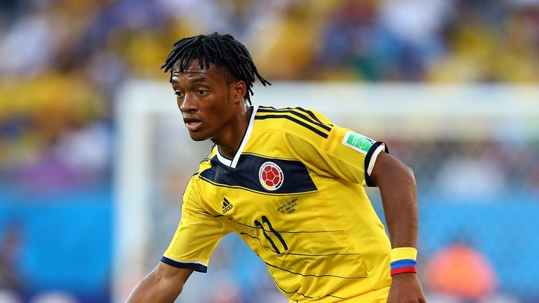 Juan Cuadrado: Looks set for move