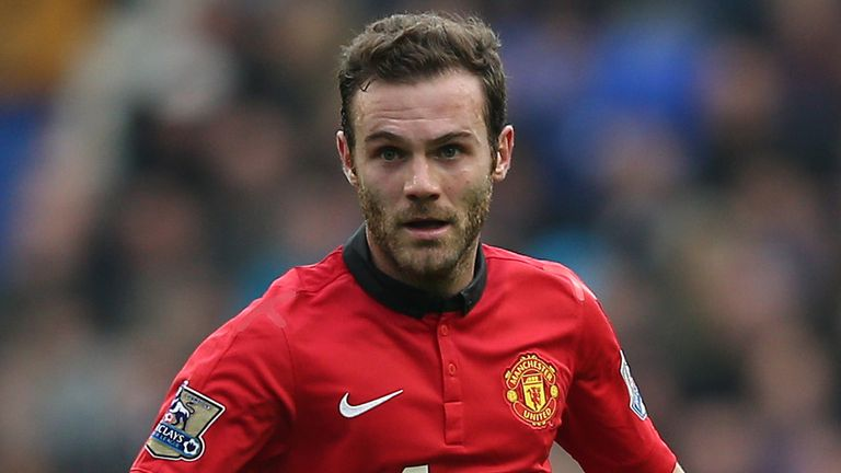 Juan Mata: Number 10 role