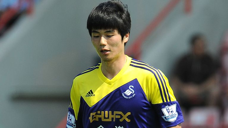 Ki Sung-yueng: Back at Swansea following Sunderland loan spell
