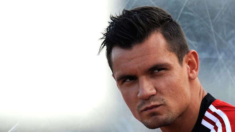 Dejan Lovren: New Liverpool defender has set his sights on Anfield success