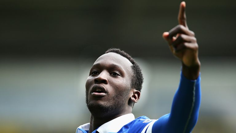 Romelu Lukaku: Looks set to return to Everton