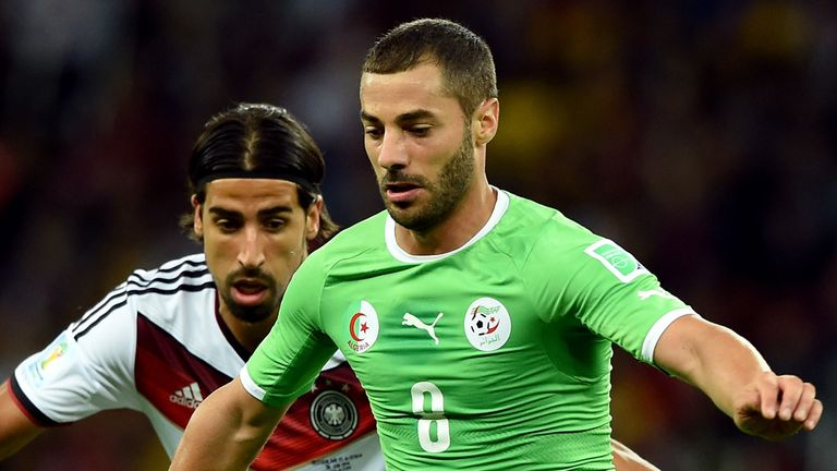 Medhi Lacen: Tips Algeria to grow in stature