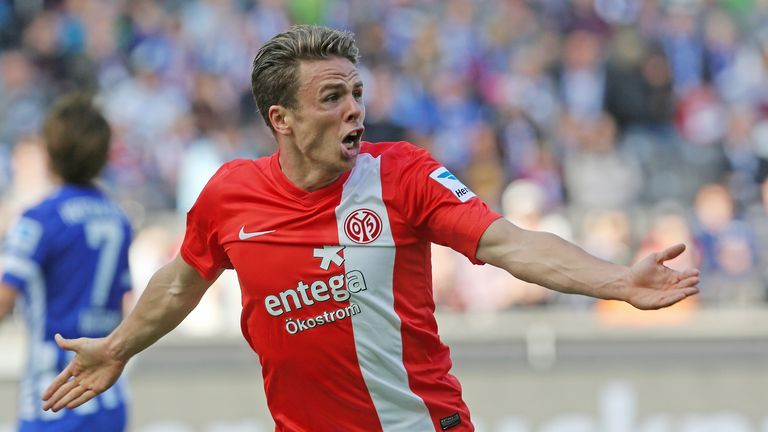 Nicolai Muller: Mainz want him to stay