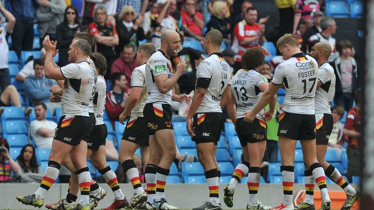 The Bulls' relegation was confirmed on Sunday after defeat at the John Smith's Stadium