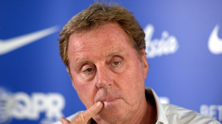 Harry Redknapp: The QPR manager is close to signing a new deal at the club.