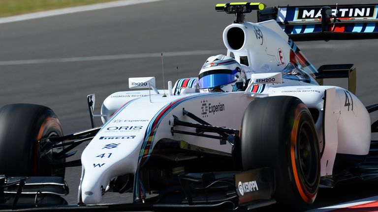 Susie Wolff: Engine failure