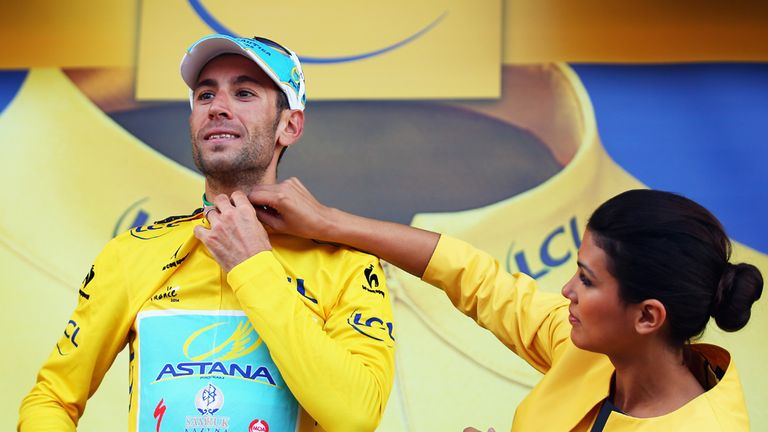 Vincenzo Nibali is now the favourite to claim Tour victory