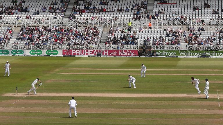 The Trent Bridge square: Unfair on the bowlers, ICC has ruled