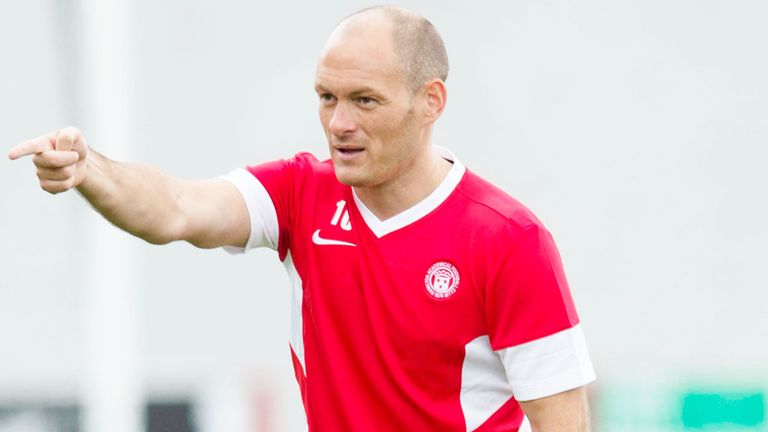 Alex Neil: Hamilton boss is aiming to attract new fans to the Scottish Premiership club