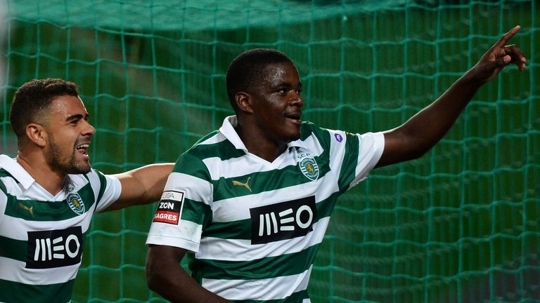 William Carvalho: A reported target for Arsenal and Manchester United