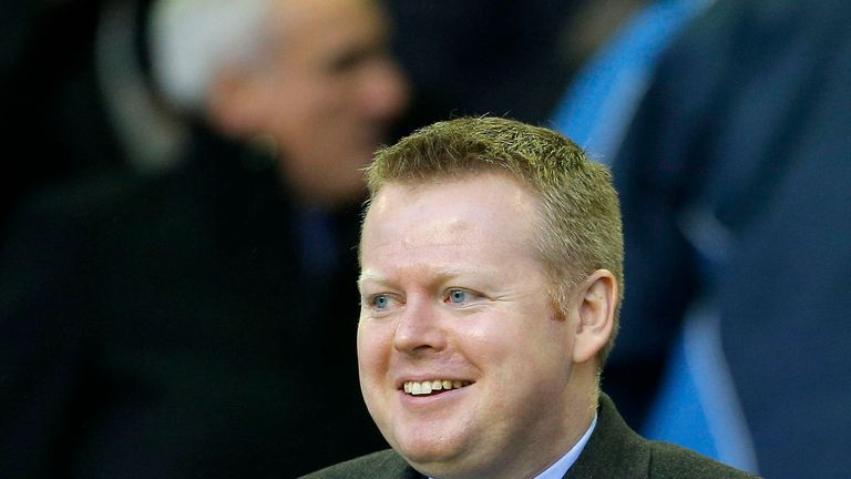 Paul Faulkner: Former Aston Villa chief executive