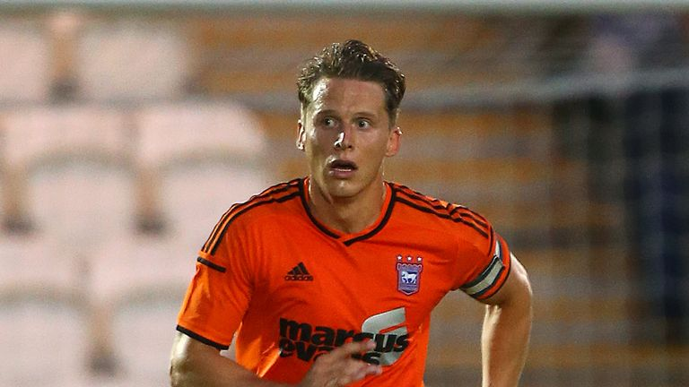 Christophe Berra: On target for Ipswich in their draw at Derby