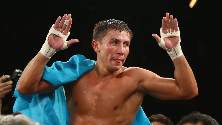 Gennday Golovkin: might head up to super-middleweight, says Jim