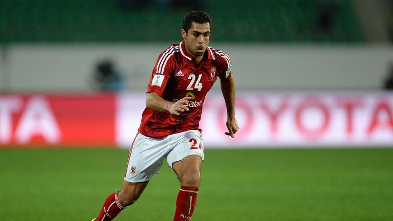 Ahmed Fathi: Set for Arsenal chance