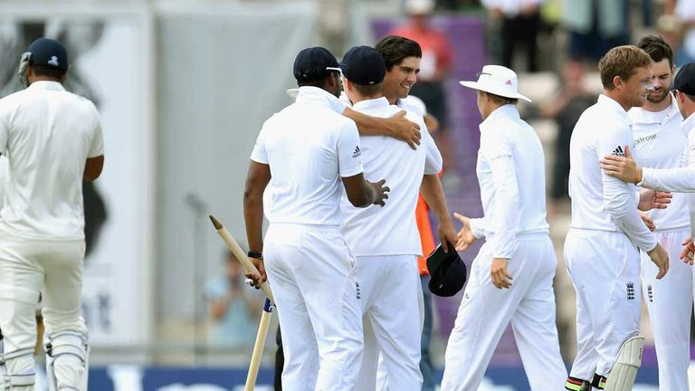 England: Enjoyed a fine win over India, packed with impressive individual displays