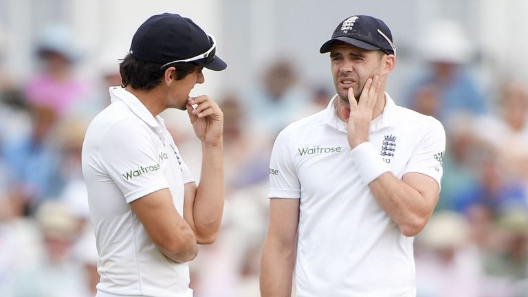 James Anderson (R): Preliminary hearing over Jadeja incident set for Tuesday