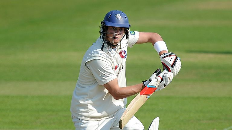Sam Northeast: Century in Kent victory