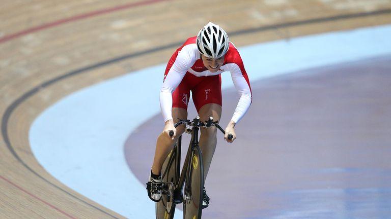 Jessica Varnish: No single person will dominate cycling