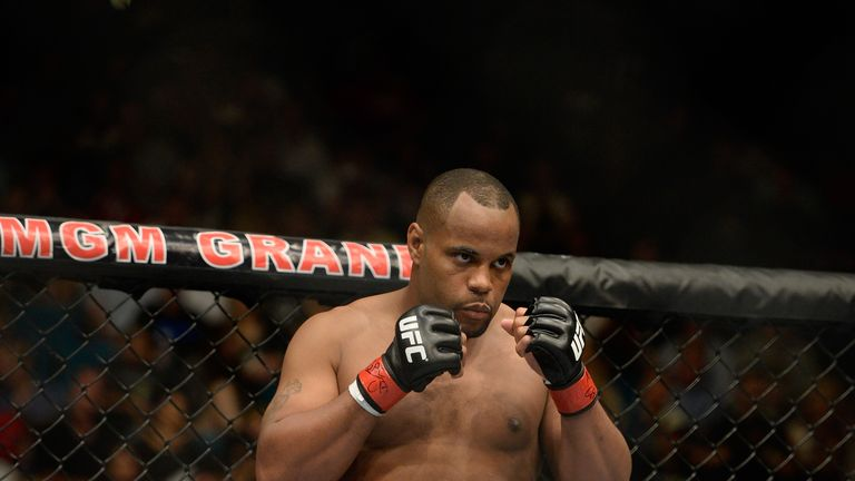 Daniel Cormier Daughter Daniel Cormier Fights Jon