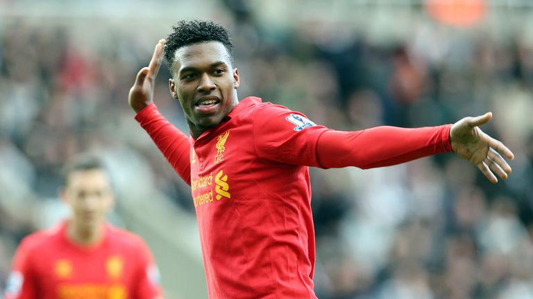 Daniel Sturridge: Opened the scoring for Liverpool