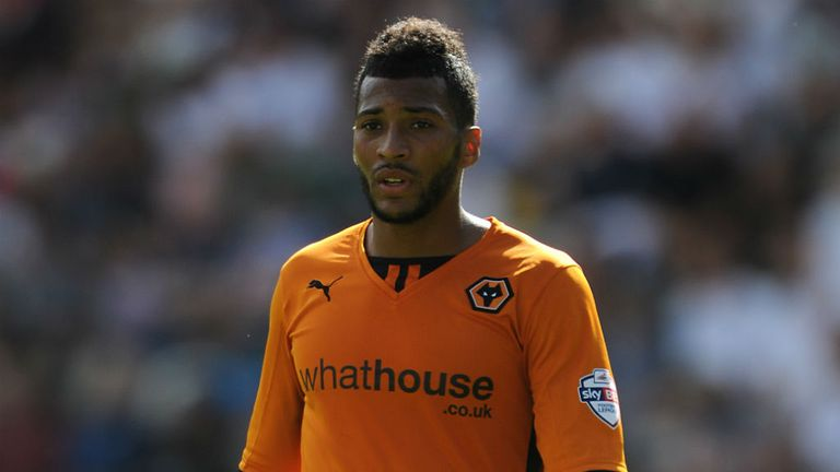 David Davis: Wolves are looking to move midfielder out on loan
