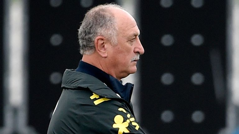 Luiz Felipe Scolari: Wants to finish on a high