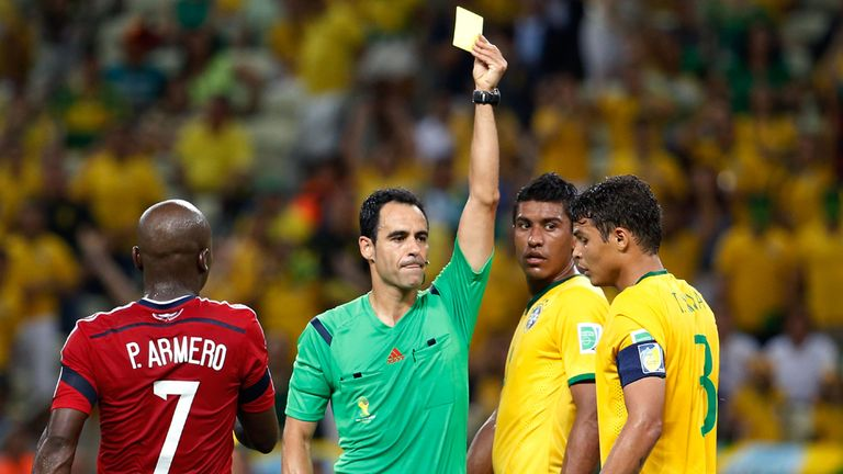 FIFA: Deny claims referees have been urged to be lenient