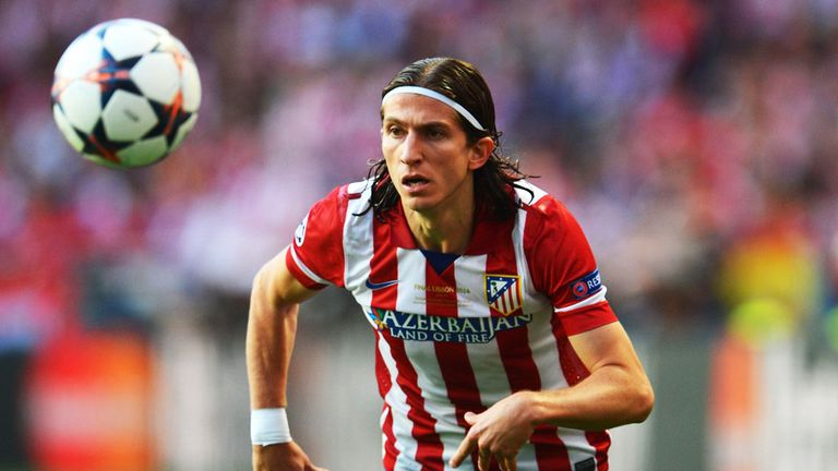 Filipe Luis: On the verge of a move to west London
