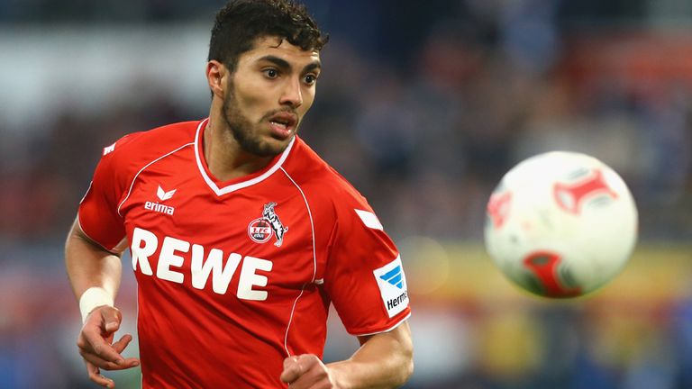 Adil Chihi: Has plenty of Bundesliga experience with FC Cologne