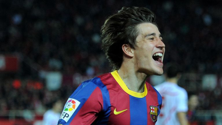 Bojan Krkic: Will be allowed to leave Barcelona on loan this summer
