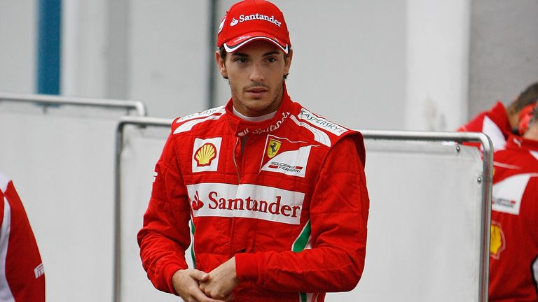 Jules Bianchi: Says he is ready for Ferrari chance