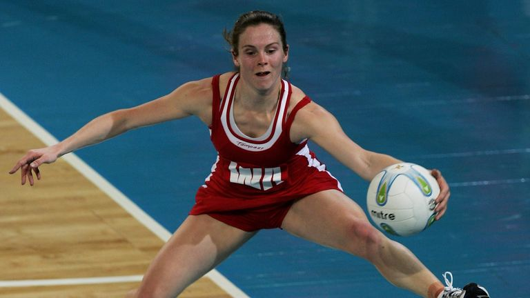 Karen Atkinson: Former England player returns to Loughborough Lightning as new head coach