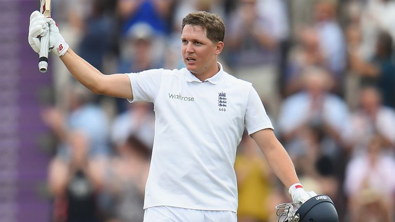 Gary Ballance (Cricketer) in the past