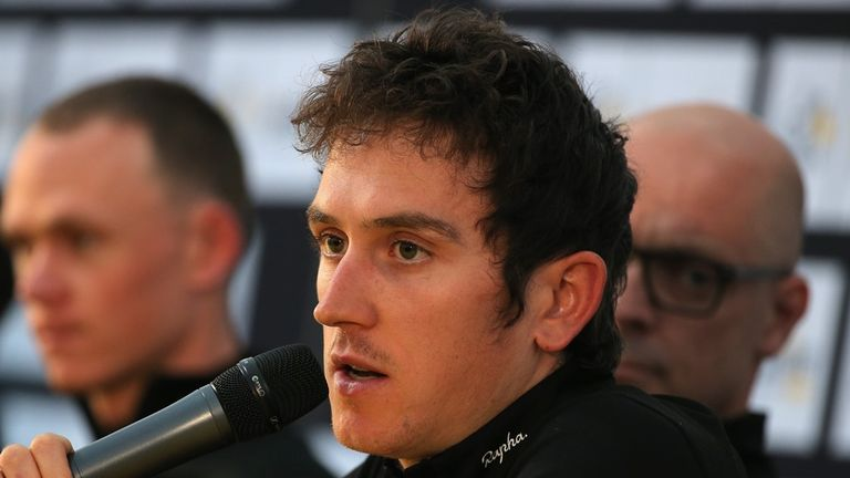 Geraint Thomas has ridden the Tour de France on both of its visits to England