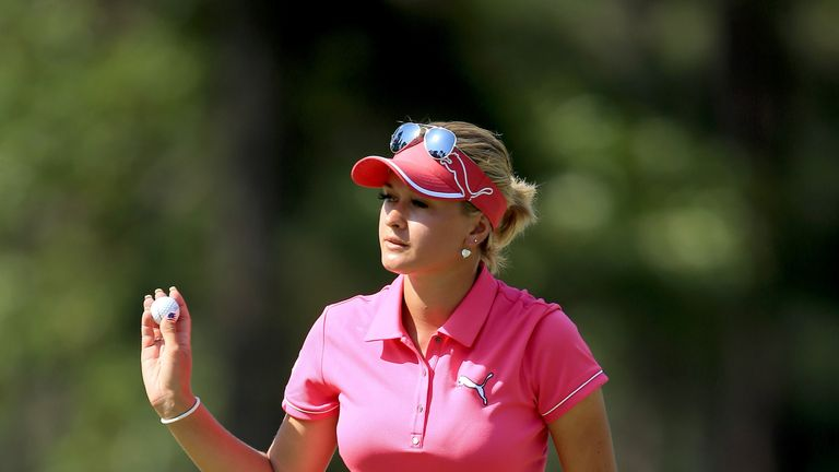 Ladies European Masters Sarah Kemp Sets The Pace But