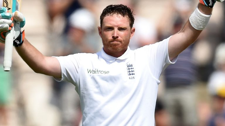 Ian Bell: Scored his first century since last summer's Ashes series
