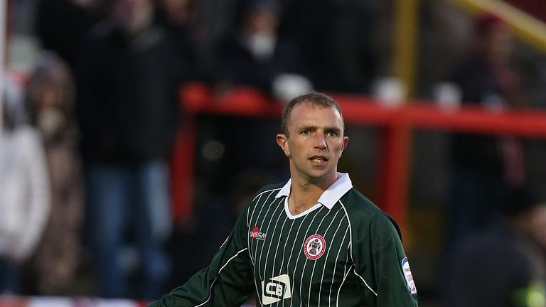 Ian Dunbavin: In demand after leaving Accrington