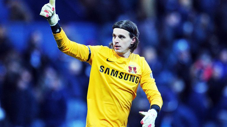 Eldin Jakupovic: Hull City goalkeeper has signed new two-year deal
