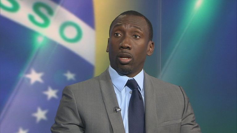 Jimmy Floyd Hasselbaink: Backing Louis van Gaal to be successful