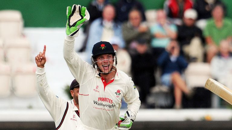 Jos Buttler has been in fine form for Lancashire this summer